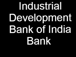 IDBI Bank full form