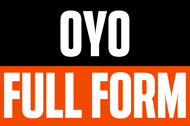 OYO Full Form